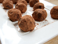 Red Wine Truffles