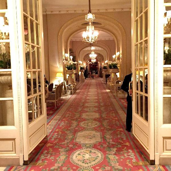 Ritz London Lobby