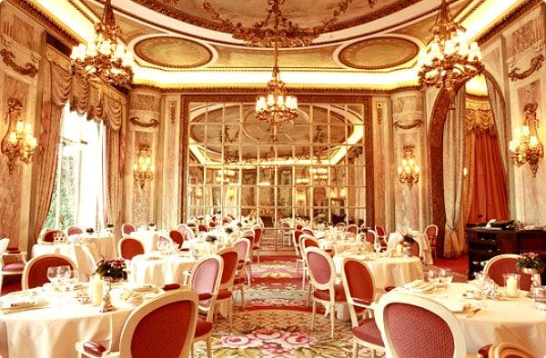 Ritz London Restaurant