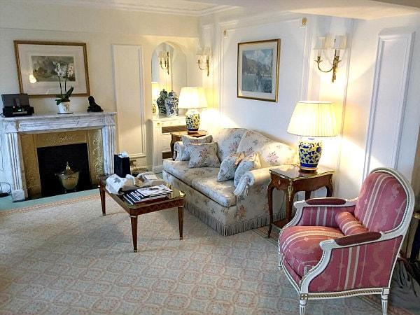 Ritz London Suite