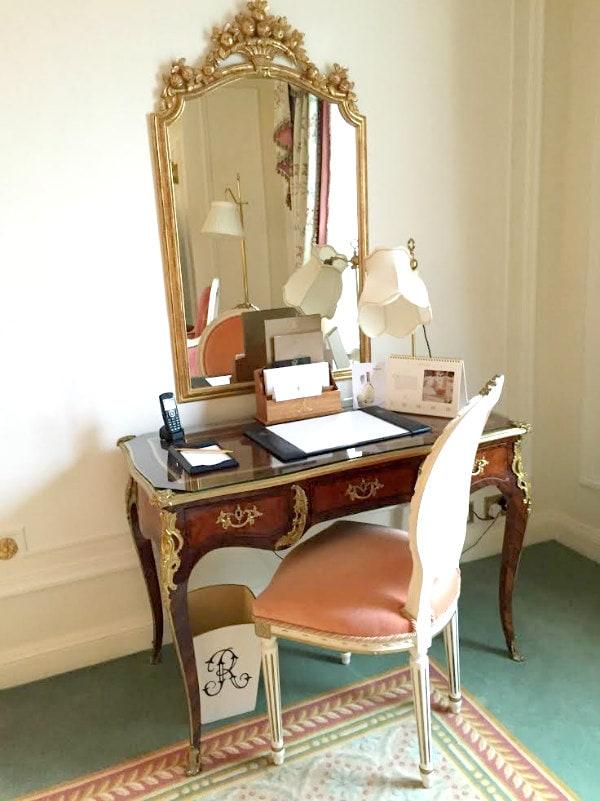 Ritz London Writing Desk