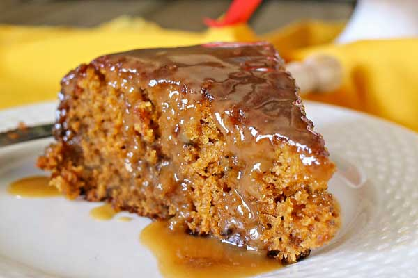 Sticky Pudding Cake Recipe