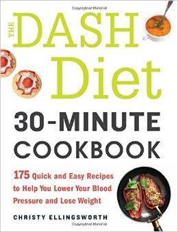 Dash Diet Cookbook Cover