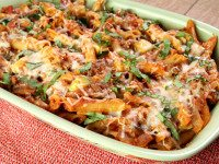 Cheesy Beef and Pasta Casserole Recipe