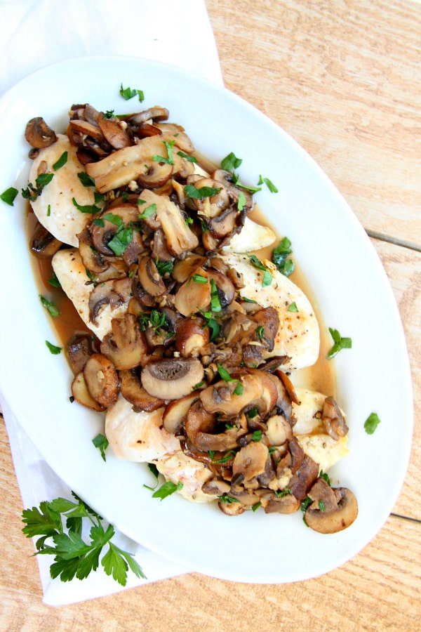 Chicken cutlets with mushroom wine sauce recipe girl chicken cutlets with mushroom wine sauce recipe forumfinder Choice Image