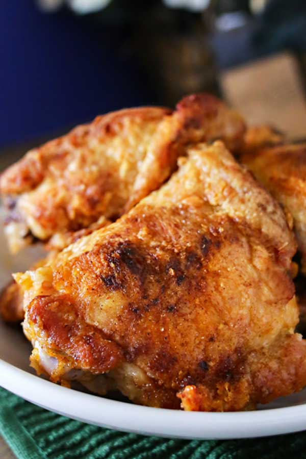 Easy Fried Chicken Recipe - RecipeGirl.com