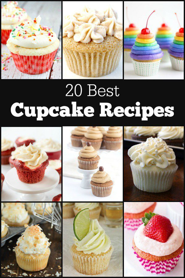 20-Best-Cupcake-Recipes