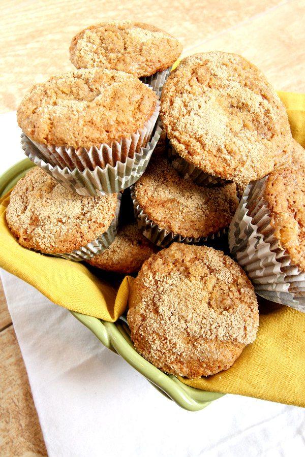 Banana Crumb Muffins Recipe - RecipeBoy.com