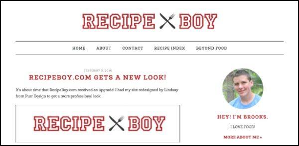 RecipeBoy