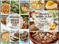 Weekly Menu Plans 37