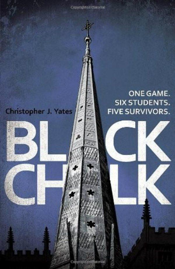 Book Recommendation Black Chalk