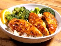 Hoisin Orange Chicken