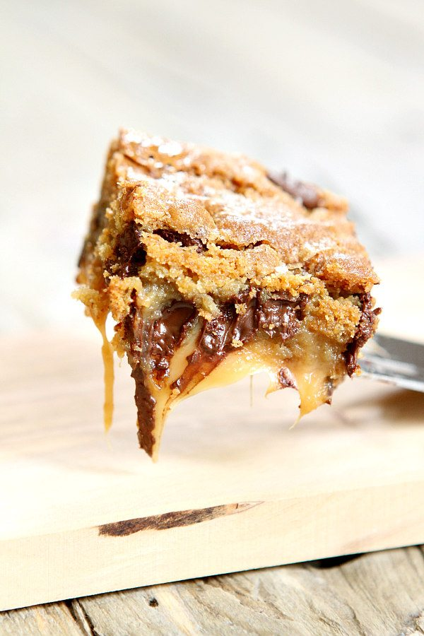 Yes, they're that gooey. I'm a caramel-lover myself, so these are ...