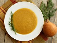 Pear and Fennel Soup