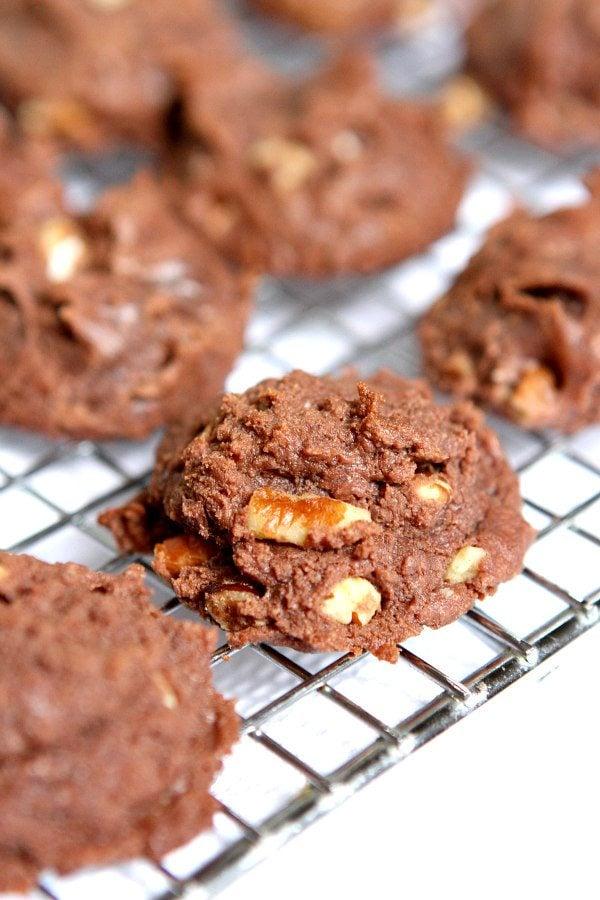 7 Minute Chocolate Cookies Recipe - RecipeGirl.com