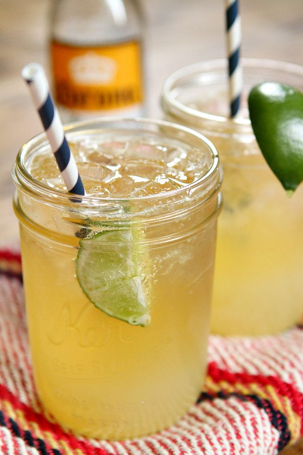 Beergaritas Recipe - from RecipeGirl.com