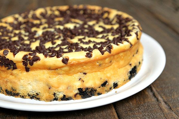 Chocolate Chip Cheesecake Recipe -