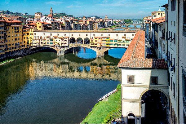 Arno River view
