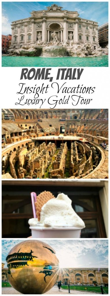 Rome, Italy Tour with Insight Vacations Luxury Gold - RecipeGirl.com
