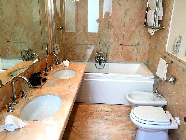 Baglioni Hotel Regina, Rome- Italy