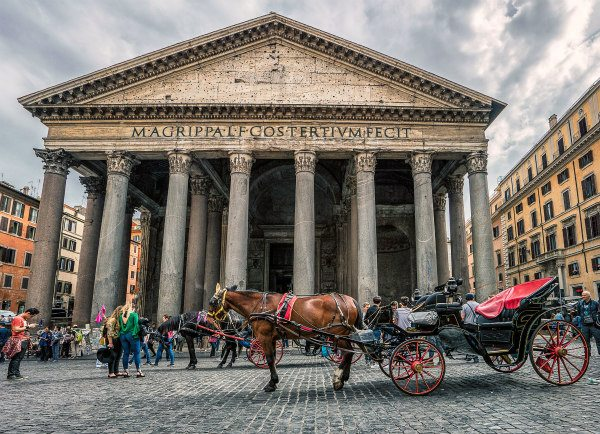 The Pantheon, Rome- Italy
