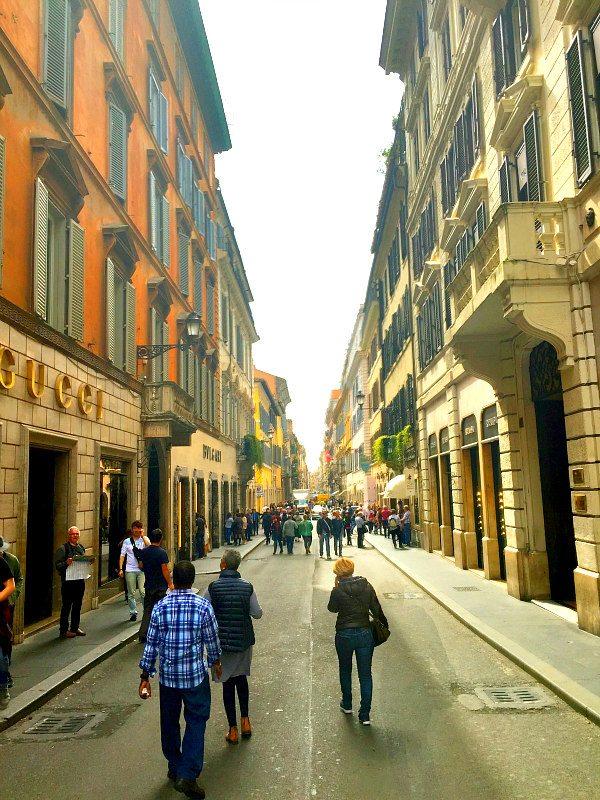 Piazza di Spagna- Rome, Italy
