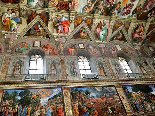 The Sistine Chapel- Rome, Italy
