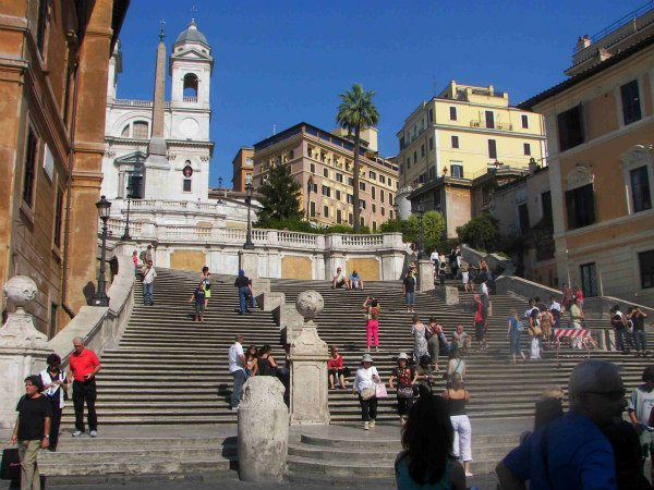 Spanish Steps- Rome, Italy