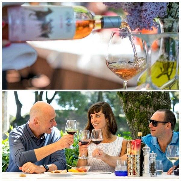 Wine Tasting at Ristorante le Maschere Enoteca
