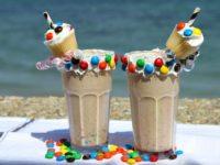 Birthday Cake Milkshakes B