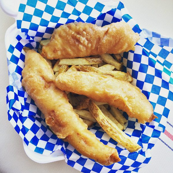 Pier 2620 hotel at fisherman 39 s wharf a review recipe girl for Best fish and chips in san diego