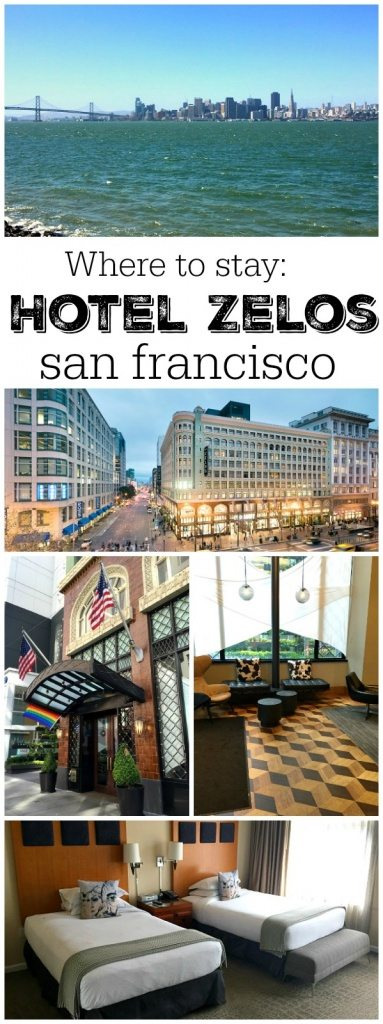 Hotel Zelos San Francisco: an extensive review of this hotel located in Union Square