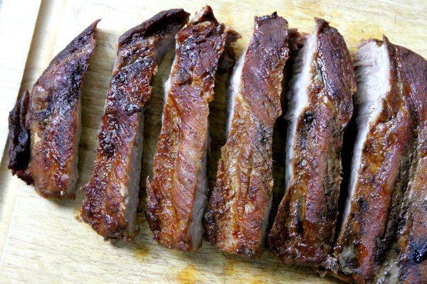Smithfield Pork Ribs .
