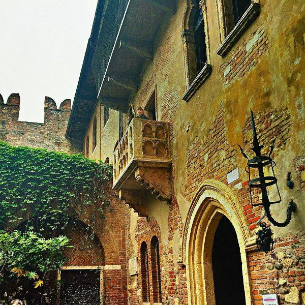 Casa Giulietta, Verona Italy