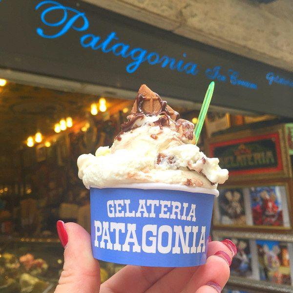 Gelato in Verona, Italy