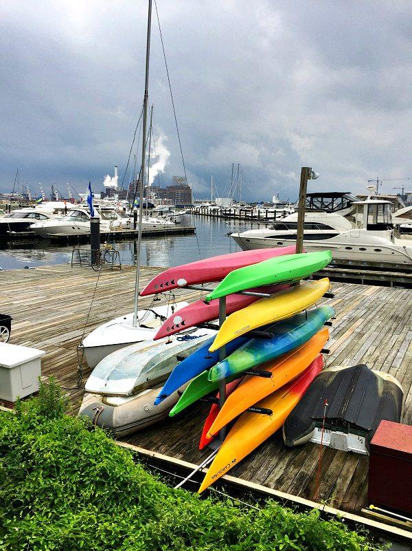 Baltimore: Inner Harbor