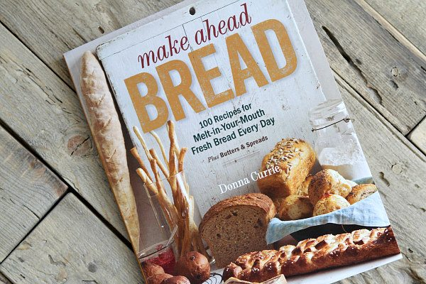 Make Ahead Bread Cookbook