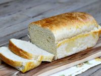 Rich Egg and Butter Bread