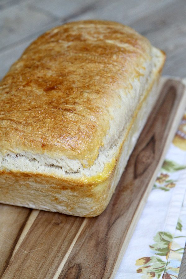 Rich Egg and Butter Bread Recipe