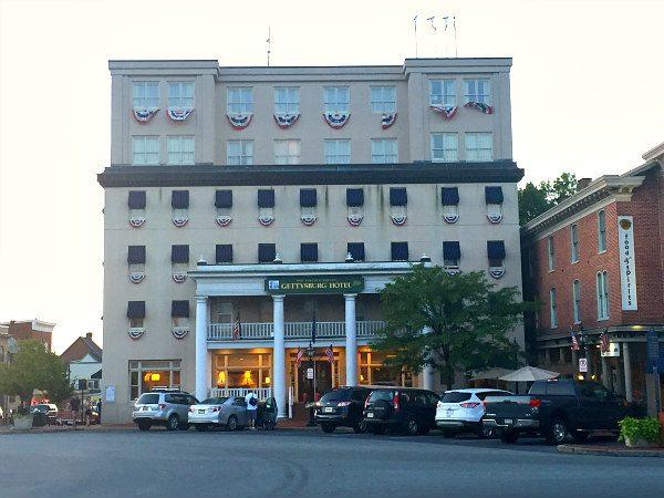 gettysburg hotel review recipe girl. Black Bedroom Furniture Sets. Home Design Ideas