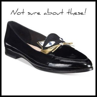 Kate Spade Cat Loafers