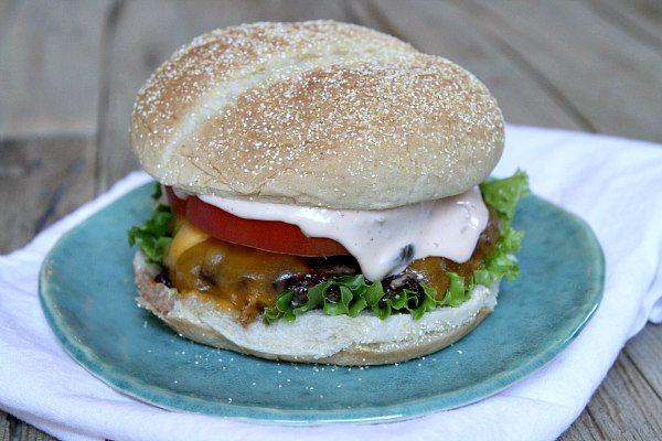 RecipeGirl Best Burger Sauce Recipe - Recipe Girl