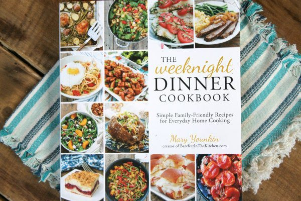 The Weeknight Dinner Cookbook