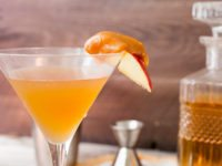 Caramel Apple Manhattan