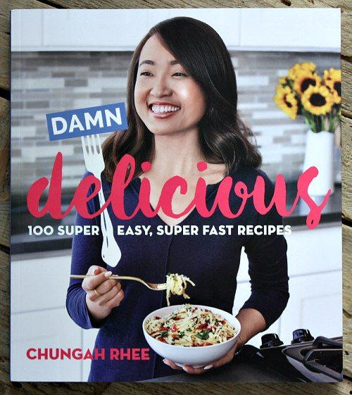 Damn Delicious Cookbook