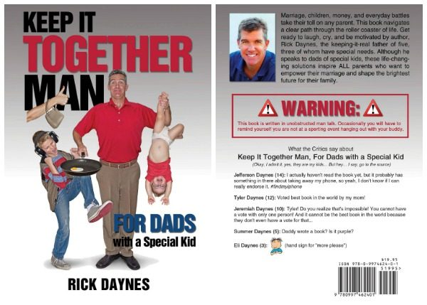 Keep it Together Man by Rick Daynes