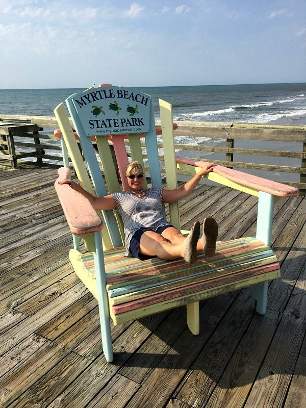 Myrtle Beach State Park Chair