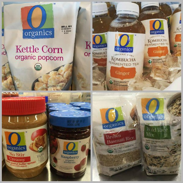 O Organic's Products