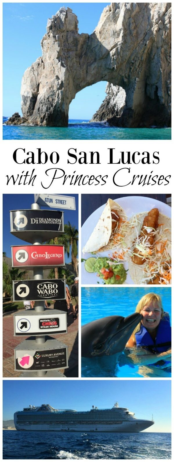 Princess Cruises Excursions in Cabo San Lucas, Mexico~ while traveling aboard the ship The Ruby Princess #ComeBackNew