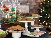 Holiday Cookie Exchange Party Menu on RecipeGirl.com